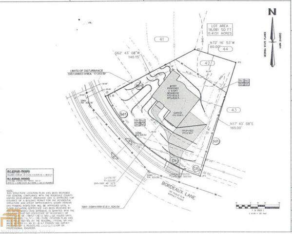 1560 Bordeaux Ln, Conyers, GA 30094 (MLS #8359626) :: Buffington Real Estate Group