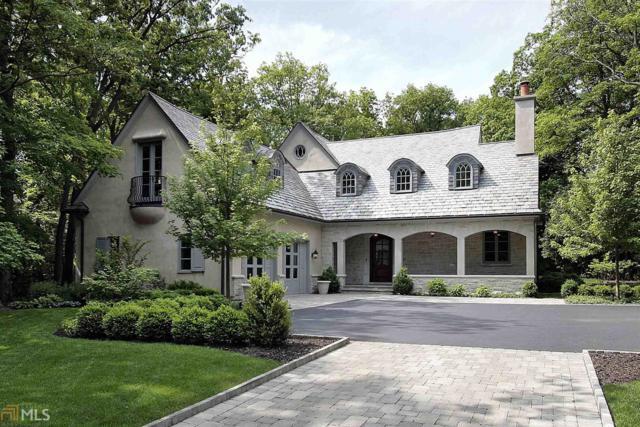 55 Beverly Rd, Atlanta, GA 30309 (MLS #8360508) :: Bonds Realty Group Keller Williams Realty - Atlanta Partners