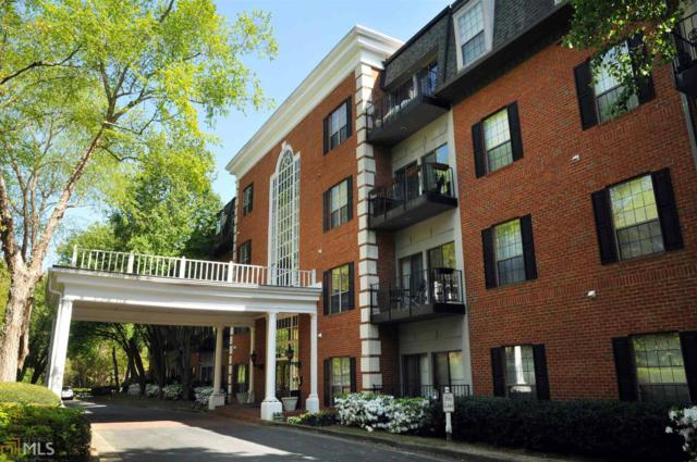 2921 Lenox Rd #412, Atlanta, GA 30324 (MLS #8360941) :: Anderson & Associates