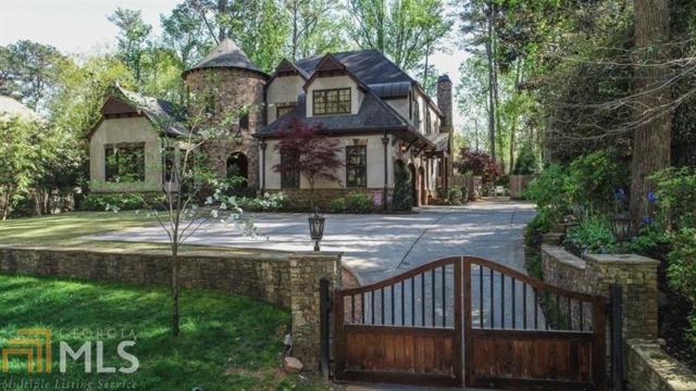 37 W Wieuca Rd, Atlanta, GA 30342 (MLS #8361590) :: Anderson & Associates