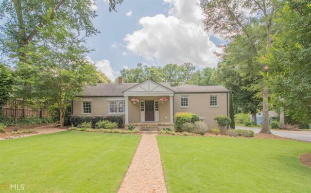 495 Woodlawn Ave, Athens, GA 30606 (MLS #8389038) :: Bonds Realty Group Keller Williams Realty - Atlanta Partners