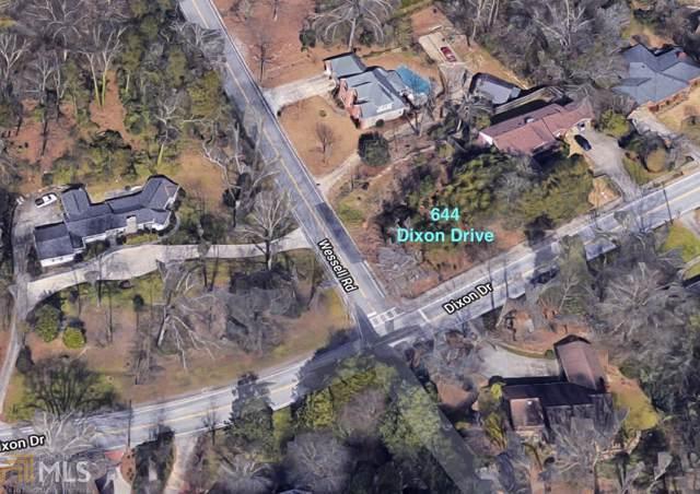 644 Dixon Dr, Gainesville, GA 30501 (MLS #8391712) :: Maximum One Greater Atlanta Realtors
