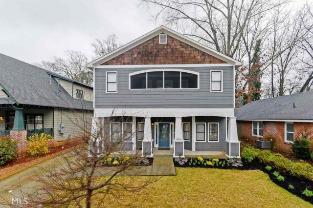 87 NE Lakeview Dr, Atlanta, GA 30317 (MLS #8396584) :: Anderson & Associates