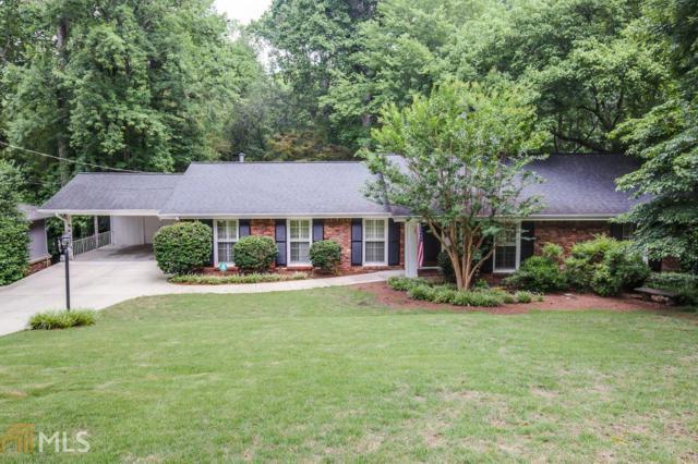 85 Wyndham Dr, Sandy Springs, GA 30328 (MLS #8398697) :: Keller Williams Atlanta North