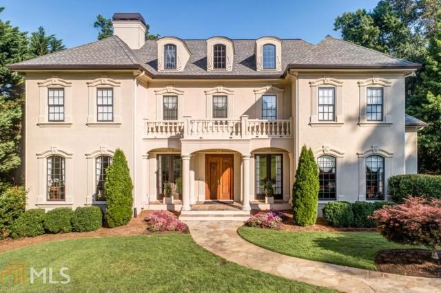 43 Woodlawn Drive Ne, Marietta, GA 30067 (MLS #8398991) :: Anderson & Associates
