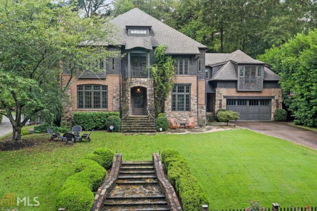 1692 Friar Tuck Rd, Atlanta, GA 30309 (MLS #8410161) :: Bonds Realty Group Keller Williams Realty - Atlanta Partners