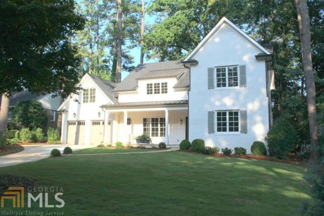 4540 Jolyn Pl, Sandy Springs, GA 30342 (MLS #8411296) :: Keller Williams Realty Atlanta Partners
