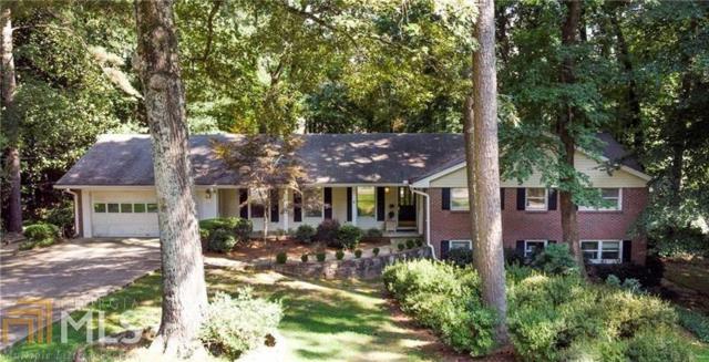 4181 Brookview Dr, Atlanta, GA 30339 (MLS #8414565) :: Team Cozart
