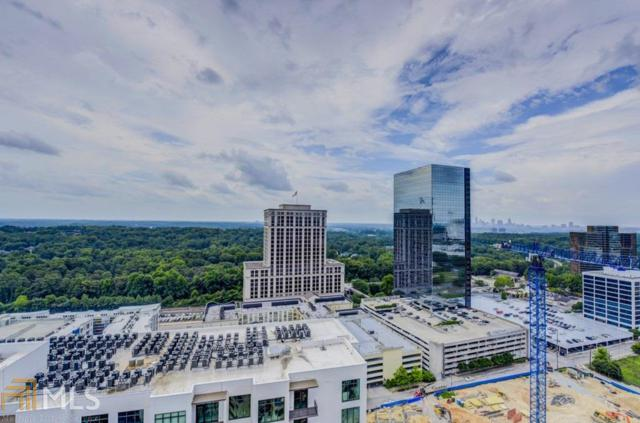 3481 Lakeside Dr P302, Atlanta, GA 30326 (MLS #8415944) :: Keller Williams Realty Atlanta Partners