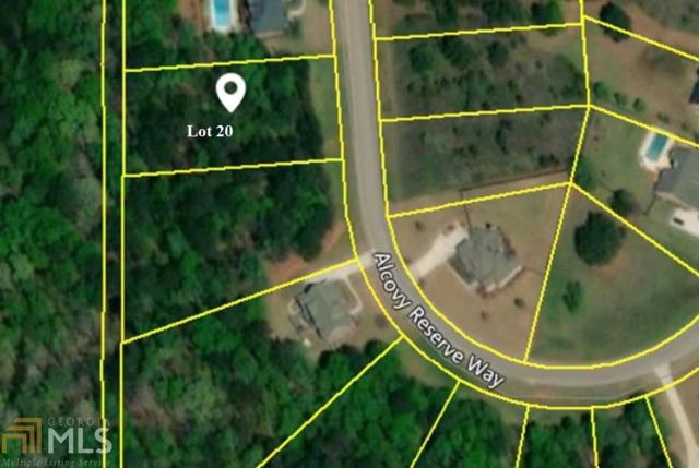 235 Alcovy Reserve Way #20, Covington, GA 30014 (MLS #8417834) :: Keller Williams Realty Atlanta Partners