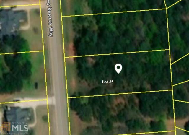 250 Alcovy Reserve Way #35, Covington, GA 30014 (MLS #8417867) :: Keller Williams Realty Atlanta Partners