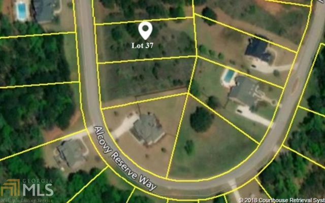 230 Alcovy Reserve Way #37, Covington, GA 30014 (MLS #8417887) :: Keller Williams Realty Atlanta Partners