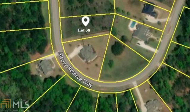 220 Alcovy Reserve Way #38, Covington, GA 30014 (MLS #8417897) :: Keller Williams Realty Atlanta Partners