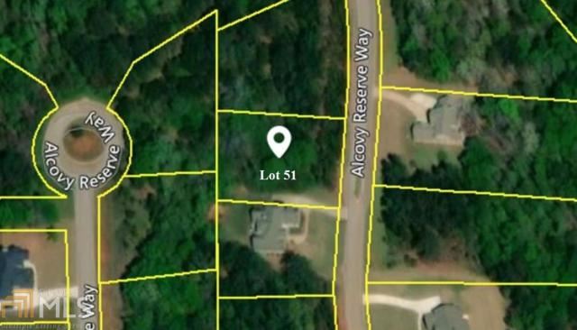 60 Alcovy Reserve Way #51, Covington, GA 30014 (MLS #8417911) :: Keller Williams Realty Atlanta Partners