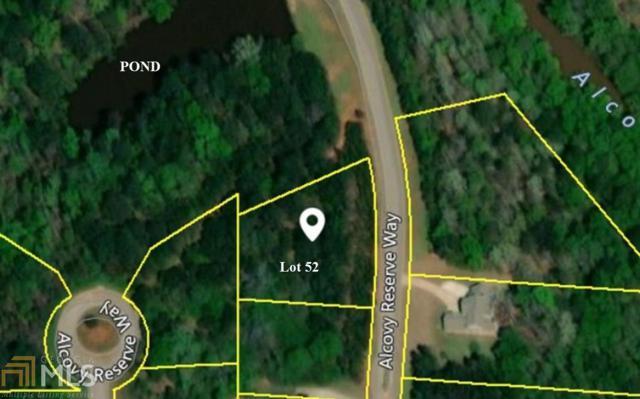 50 Alcovy Reserve Way #52, Covington, GA 30014 (MLS #8417920) :: Keller Williams Realty Atlanta Partners