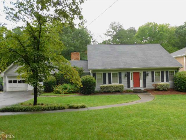 2593 Leslie Dr, Atlanta, GA 30345 (MLS #8423786) :: Keller Williams Realty Atlanta Partners