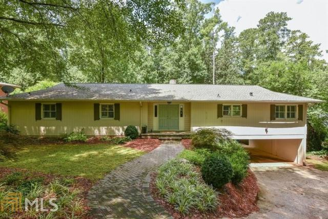 3240 Pinestream Rd, Atlanta, GA 30327 (MLS #8424940) :: Bonds Realty Group Keller Williams Realty - Atlanta Partners