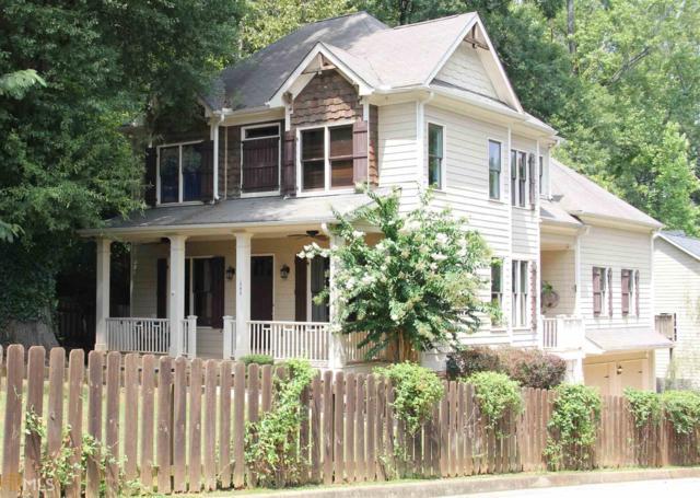 1399 SE Knob Hill Ct, Atlanta, GA 30316 (MLS #8430488) :: Anderson & Associates
