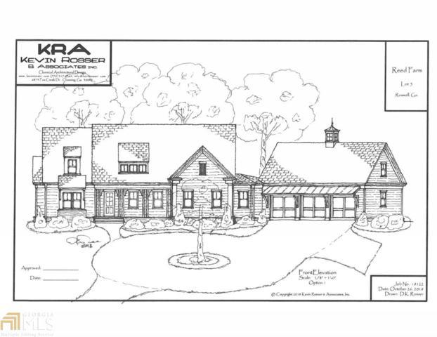 1015 Reed Farm Ln, Roswell, GA 30075 (MLS #8434704) :: Rettro Group