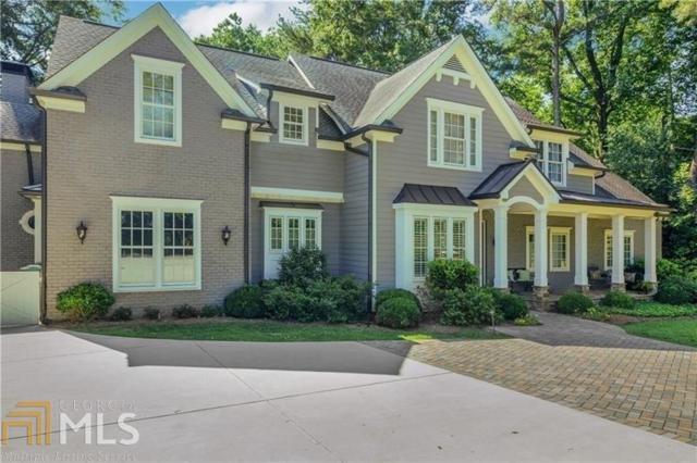 2691 Howell Mill Rd, Atlanta, GA 30327 (MLS #8437382) :: Anderson & Associates