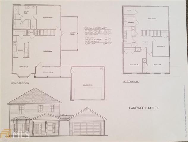 0 Emmett Dr Lot 10, Dawsonville, GA 30534 (MLS #8443415) :: Anderson & Associates