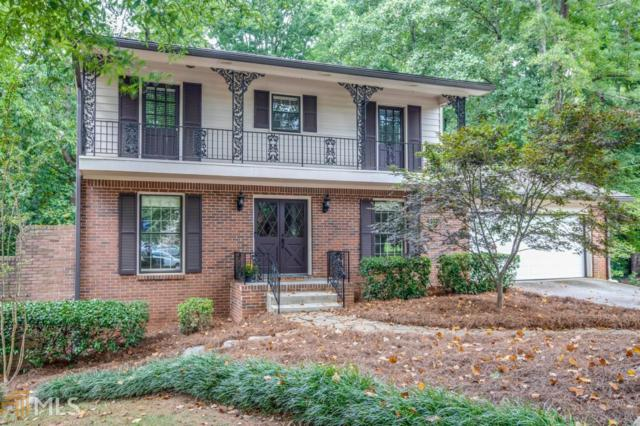 2631 Holliston Ct, Atlanta, GA 30360 (MLS #8448406) :: The Durham Team
