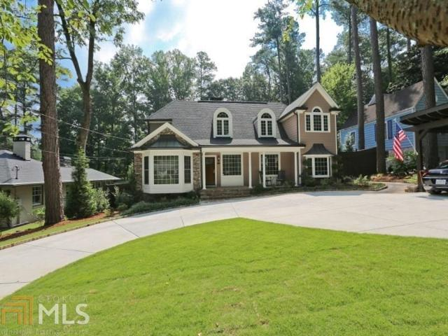 3889 Wieuca Ter, Atlanta, GA 30342 (MLS #8453856) :: Bonds Realty Group Keller Williams Realty - Atlanta Partners