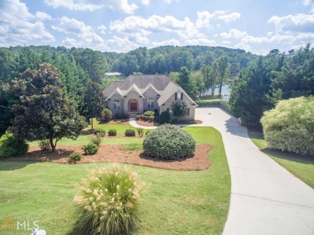 4249 Tall Hickory Trl, Gainesville, GA 30506 (MLS #8456454) :: Team Cozart