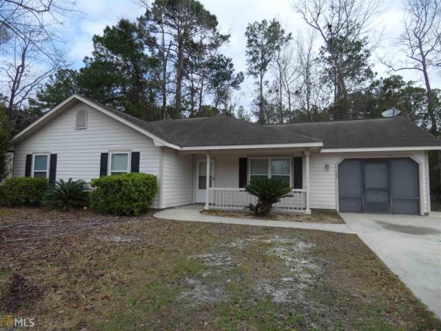 105 Woodhollow, Kingsland, GA 31548 (MLS #8458858) :: Bonds Realty Group Keller Williams Realty - Atlanta Partners