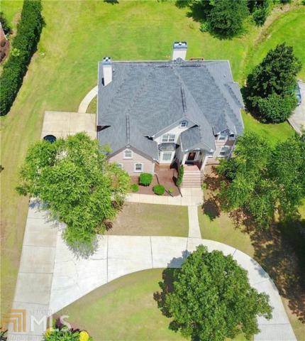 180 Oak, Fayetteville, GA 30214 (MLS #8461380) :: Ashton Taylor Realty