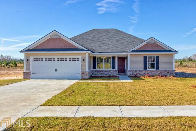 321 Wilkins Rd #60, Midway, GA 31320 (MLS #8461658) :: Buffington Real Estate Group