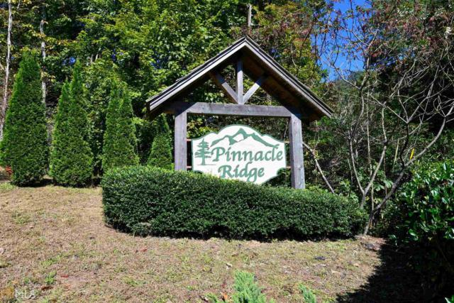 0 Pinnacle Ridge Lot 10, Clayton, GA 30525 (MLS #8463638) :: The Heyl Group at Keller Williams