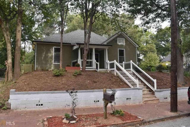 257 Hendrix Ave, Atlanta, GA 30313 (MLS #8474810) :: Ashton Taylor Realty
