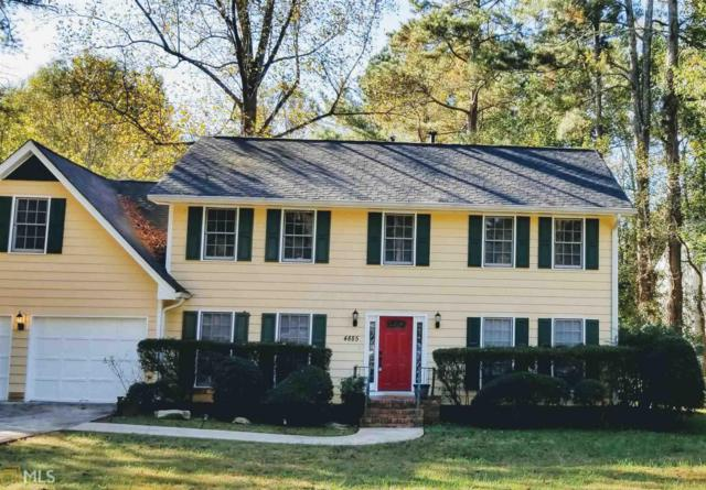 4885 Woodhurst Way, Stone Mountain, GA 30088 (MLS #8476467) :: Keller Williams Realty Atlanta Partners