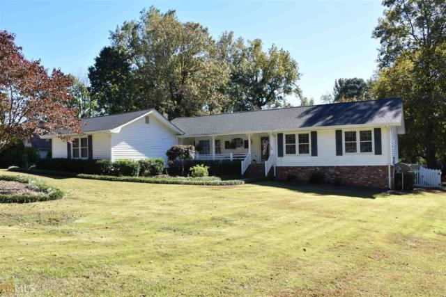 587 Clubhouse Dr, Conyers, GA 30094 (MLS #8477647) :: Team Cozart