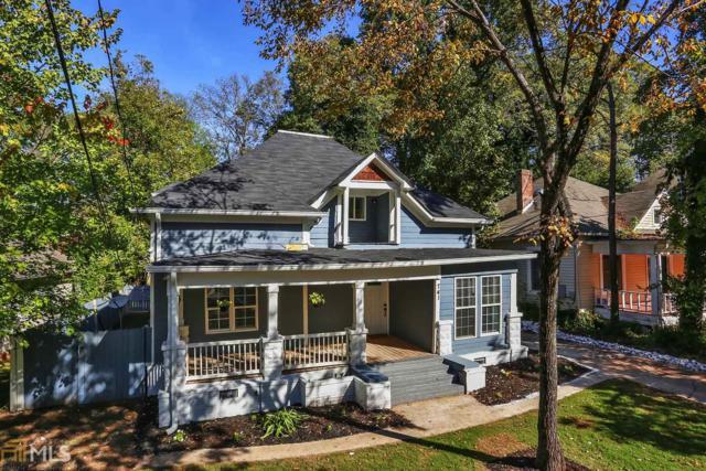 741 Dill Ave, Atlanta, GA 30310 (MLS #8477803) :: Buffington Real Estate Group