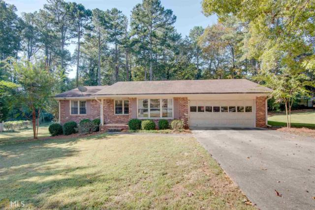 887 Oakhill Ct, Stone Mountain, GA 30087 (MLS #8479033) :: Buffington Real Estate Group