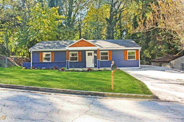 2534 NW Santa Barbara Dr, Atlanta, GA 30318 (MLS #8480198) :: Buffington Real Estate Group