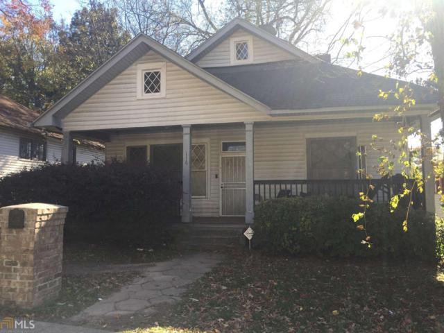 1116 SW Larosa Ter, Atlanta, GA 30310 (MLS #8481616) :: Buffington Real Estate Group