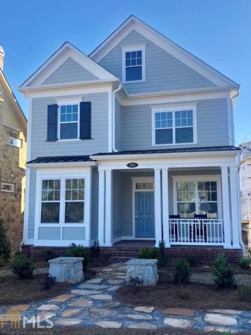 289 Thompson St, Alpharetta, GA 30009 (MLS #8484496) :: Buffington Real Estate Group