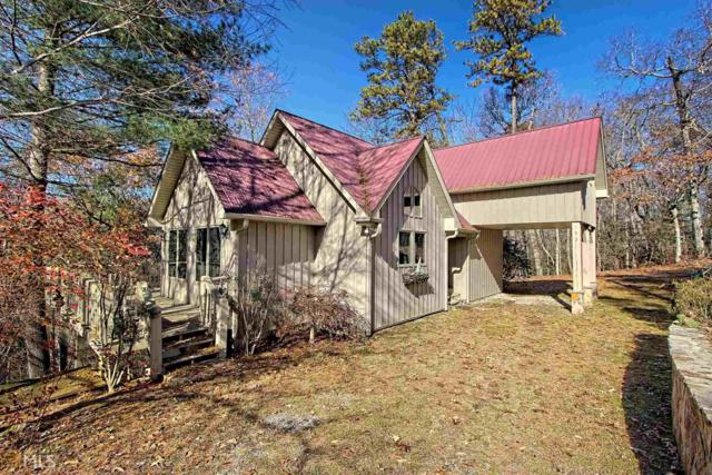 593 Taylor Ridge Rd, Dillard, GA 30537 (MLS #8484775) :: Royal T Realty, Inc.