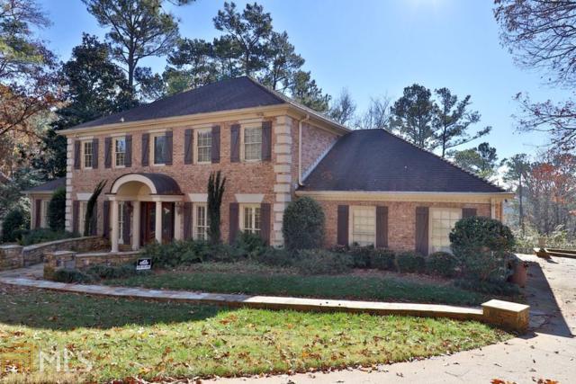8930 Ridgemont Dr, Sandy Springs, GA 30350 (MLS #8486591) :: Buffington Real Estate Group