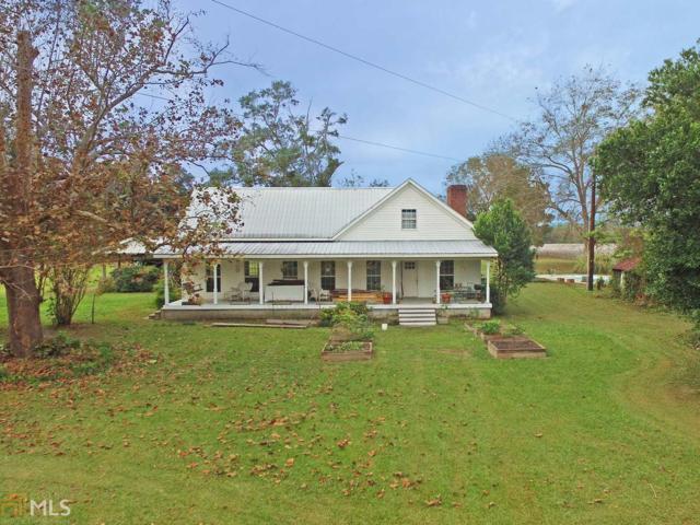 3827 Highway 80 E, Brooklet, GA 30415 (MLS #8489422) :: RE/MAX Eagle Creek Realty