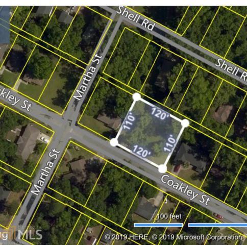 2318 Coakley St 163-166, Savannah, GA 31404 (MLS #8492236) :: Military Realty