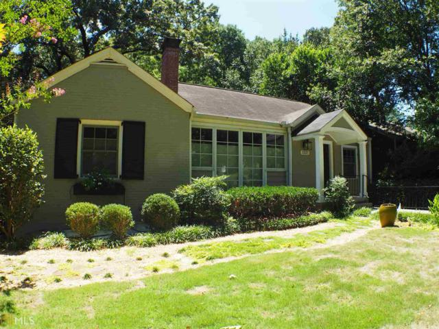 1337 Emory Rd, Atlanta, GA 30306 (MLS #8493042) :: Buffington Real Estate Group