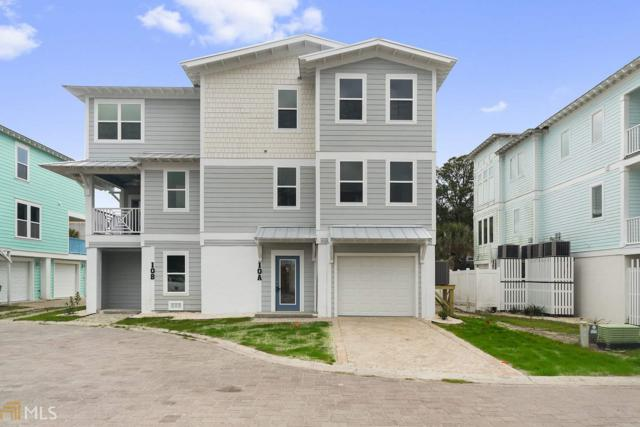 10 Village Pl 10A, Tybee Island, GA 31328 (MLS #8504124) :: Rettro Group
