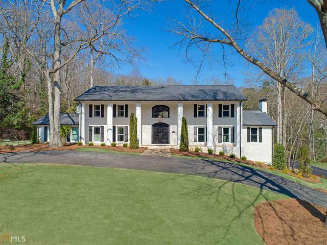 260 Tamer Ln, Sandy Springs, GA 30327 (MLS #8507189) :: Buffington Real Estate Group
