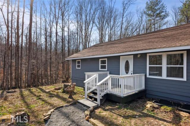 148 W Mountainside Dr, Dawsonville, GA 30534 (MLS #8507756) :: Royal T Realty, Inc.