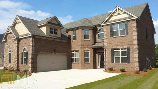 4117 Barrett Pl, Hampton, GA 30228 (MLS #8512017) :: Bonds Realty Group Keller Williams Realty - Atlanta Partners
