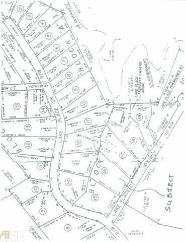 0 Lake Place Ct 16A, Lavonia, GA 30553 (MLS #8516208) :: Rettro Group